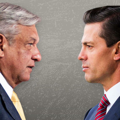 Anti AMLO vs Anti PRI